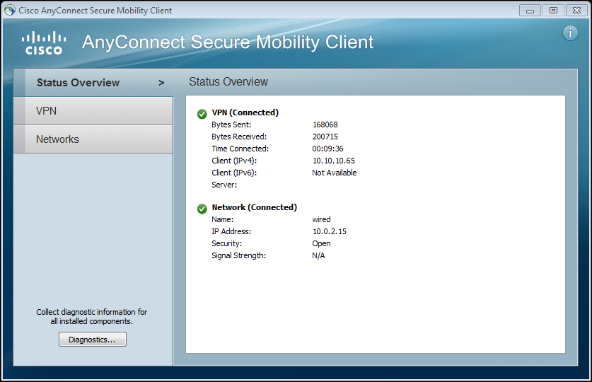 cisco anyconnect secure mobility client version 3.1 download