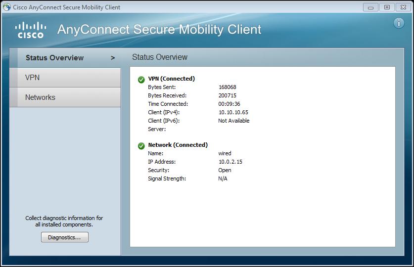 Cisco vpn client kubuntu